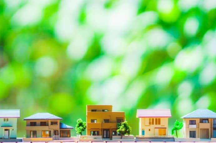 住宅購入やローンのイメージ