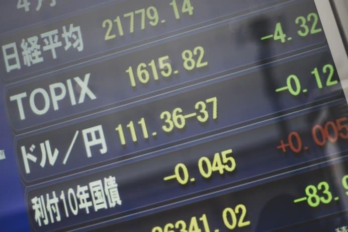 日経株価平均イメージ